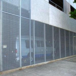 Panel de aleación de aluminio perforado CNC para la seguridad