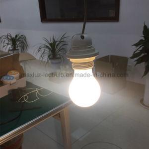 Da tampa opaca 360 GRAUS UM VIDRO60 Lâmpada LED com 7W