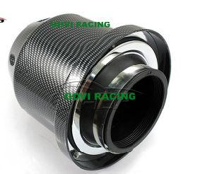 los 3in cromaron el filtro de aire auto del coche universal para el tubo de la toma de aire