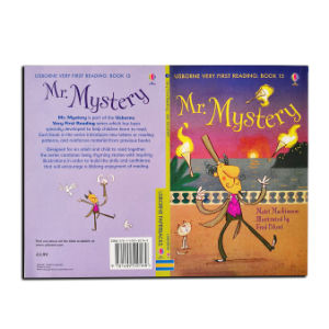 Ecológica impresa personalizada Libro de cuentos los niños