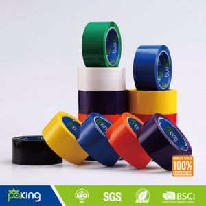 Verschillende Kleur 48mm de Kleefstof Gekleurde Band van de Verpakking