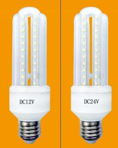 3U 24V 12V DC ampoule LED Lampe à économie d'énergie 7W 10W