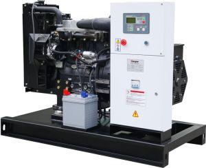 tipo aperto di potere principale di 500kVA 400kw con l'insieme di generazione diesel della Perkins