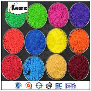 Kosmetische Fluorescente Neon Gepoederde Kleurstoffen voor het Maken van de Zeep