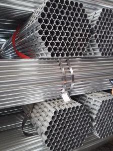 氏Steel Rhs、Shs、Chs/Giの正方形の管またはカスタマイズされた足場管の/Giの管または黒い鋼管の/Carbonによって電流を通される管、GIの空セクションまたは電流を通された鋼管