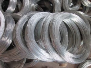 Electro Baixo Carbono médio quente 3mm de fio de aço galvanizado