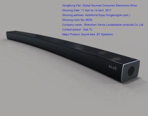 2.0CH de Correcte Staven van uitstekende kwaliteit van Bluetooth van de Kromme voor TV van de Kromme van de Duim van 55 Duim -65