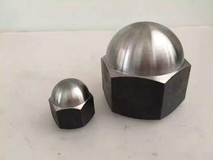 Bouchon hexagonal DIN917 de l'écrou en acier inoxydable 304 Cap de l'écrou hexagonal