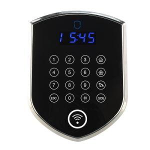 WiFi/GSM/GPRS het Slimme Systeem van het Alarm van de Indringer van het Huis voor Huis/de Veiligheid van het Bureau