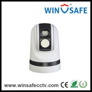 Mini macchina fotografica esterna del CCTV della cupola di registrazione di immagini termiche PTZ del IP della macchina fotografica del veicolo di obbligazione IP67