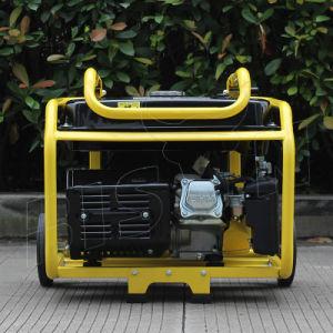 Bison (China) BS3000n 2.5Kw 2.5kVA Longo Tempo de Execução Chave confiável agregado gasolina gerador silenciosa
