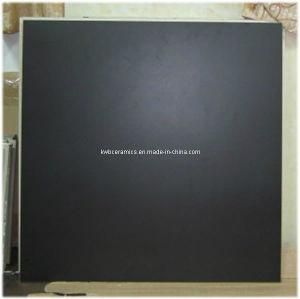 tuile noire superbe de porcelaine de 600X600mm avec la tuile de finition de Matt