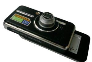 Sliding Dual SIM Cards Standby Triband TV Mobile (TV138)
