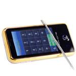 XPhone DoppelSim Doppeleinsatzbereitschaft mit der Bluetooth Erschütterung-Musik freigesetzt