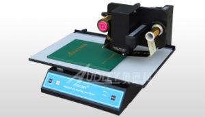 최신 판매 Plateless 포일 인쇄 기계 Bookcover 포일 기계 Adl 3050A
