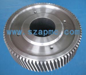 주문을 받아서 만들어진 Transmission Gear, Spur 또는 Helical Gear