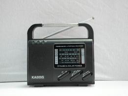 8 [لد] مشعل شمسيّة مع [فم] راديو