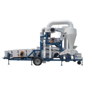Limpeza de sementes e máquina de processamento