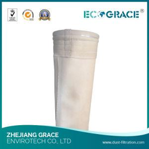 Fiberglas-Gewebe-Filterstoff-Staub-Filtertüte