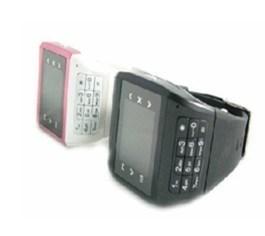De dubbele Mobiele Telefoon van het Horloge SIM