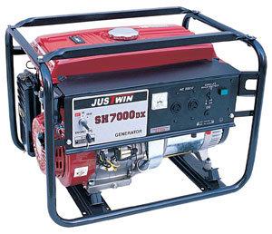 Générateurs essence (SH7000DXE)