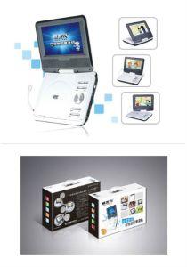 Garantierte Multimedia 100%Portable bearbeiten +DVD + Fernsehapparat + CD Spiel-Spieler MP3-MP4 maschinell