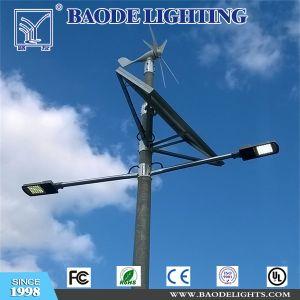 一義的なデザイン二重アーム太陽エネルギーLEDの街灯(BD-TYN0032-34)