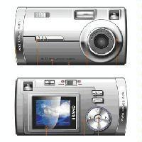 5. 0M пикселей цифровая камера с PC Cam и функции хранения (CD-500CD)