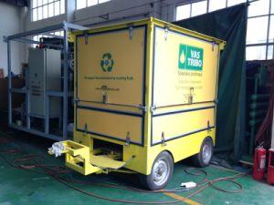 Zweistufiges hohes Vakuumüberschüssiges Schmieröl, das Maschine (ZJA, aufbereitet Serien)