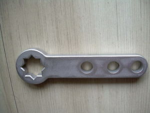 Детали клапана из нержавеющей стали