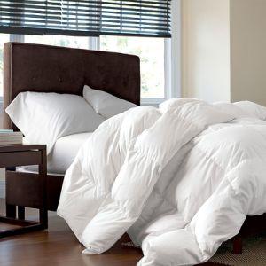 A cobertura de tecido de algodão leve Hotel Duck Edredons