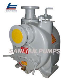 St à amorçage automatique des eaux usées de la pompe à eau