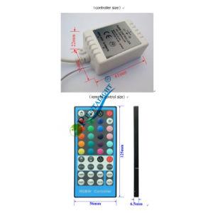 Regolatore chiave del periferico della striscia di IR 40 RGBW LED