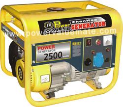 Generador de gasolina(ZH2500)