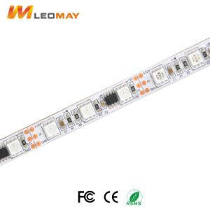 Ändernde helle SMD5050 60LED/m Magie LED der Farben-LED mit den cetifications des CERS RoHS und FCC etc.