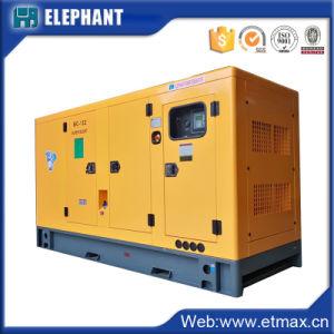 generatore di potere insonorizzato di 160kw 200kVA Cummins