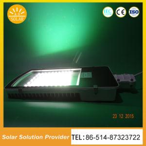 セリウムのRoHS 8m 9m 10mポーランド人道の照明のための太陽LEDの街灯