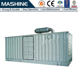 Generatori diesel famosi da vendere - Cummins di marca 1250kVA alimentato