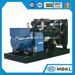 La salida nominal de 183 KW/228kVA Generador Diesel 6 cilindros con motor de Doosan
