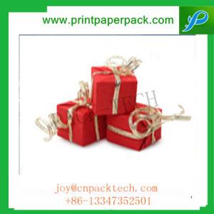 Un exquisito Regalo de Navidad ha diseñado la caja de papel de embalaje de regalo para niños