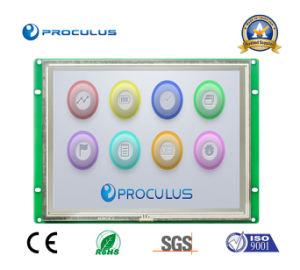 8'' 1024*768 IPS módulo LCD TFT con pantalla táctil resistiva