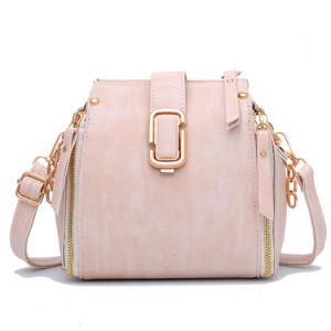 Sacchetto di cuoio dell'unità di elaborazione della signora squisita Small Fashion Handbag Leisure