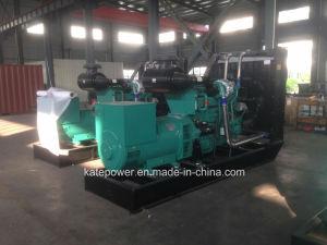 10kVA 20kVA 25kVA Dieselgenerator Cummins Perkins Yangdong, das Set festlegt