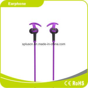 3,5 В AUX наушники-вкладыши для Samsung iPhone в формате MP3 и MP4 с пультом ДУ и микрофоном