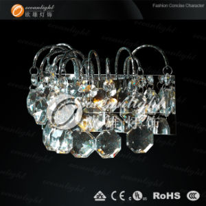 Lumière décorative, Crystal Wall Lamp, Wall Lamp (1051)