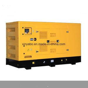 Schalldichtes Dieselgenerator-Set des Perkins-Motor-60kVA
