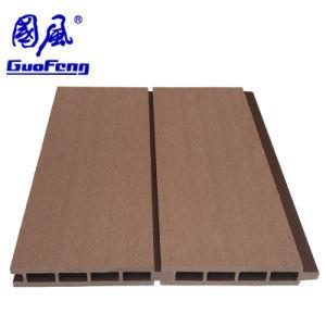 De bonne qualité en bois anti-UV imperméable en plastique WPC Composite Panneau mural