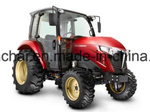 4 농장 트랙터를 위한 실린더 75HP 디젤 엔진