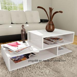 거실 가정 가구 현대 디자인 아크릴 커피용 탁자