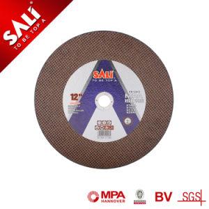 Rotella per il taglio di metalli di taglio del disco della resina di alta qualità del certificato del MPa